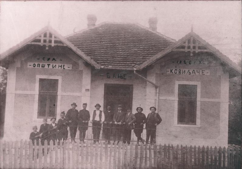 opstina banja k 1926